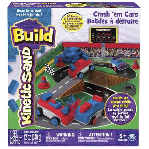 Kinetic Sand Build: Lasst uns etwas bauen!