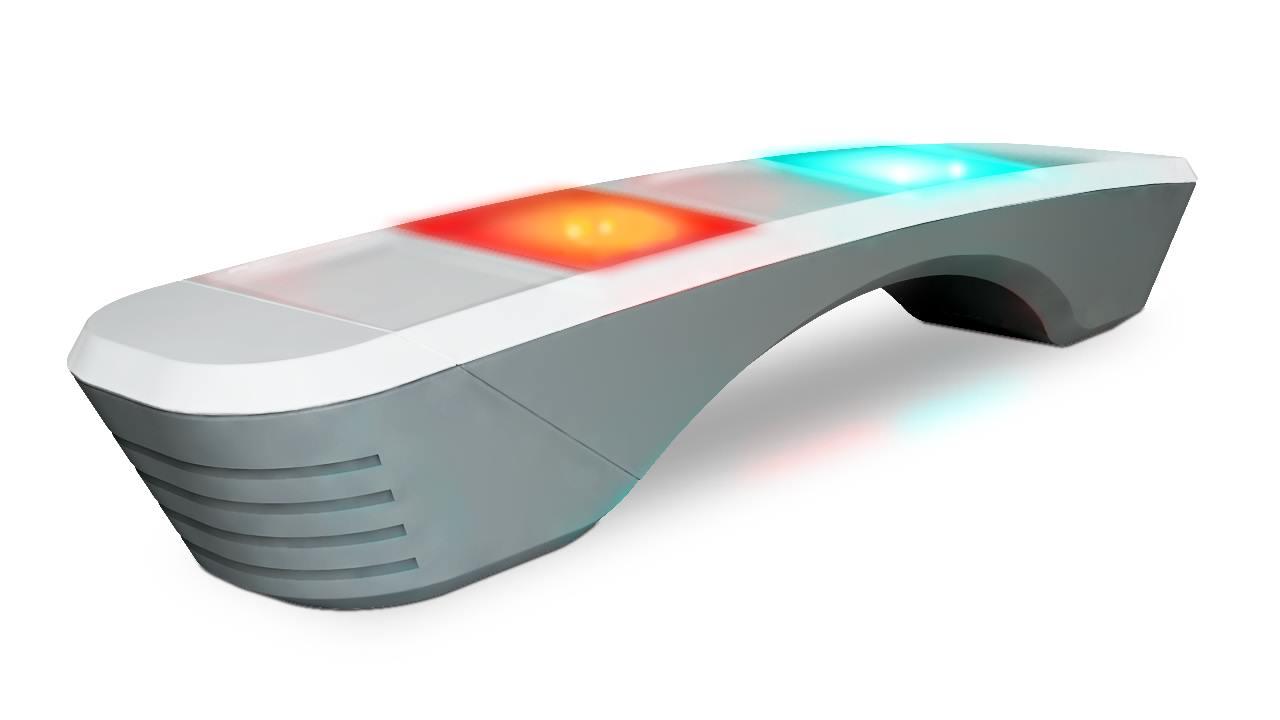"""""""The Wave"""" – Auf einer Wellenlänge mit dem Licht – interaktives Spiel"""