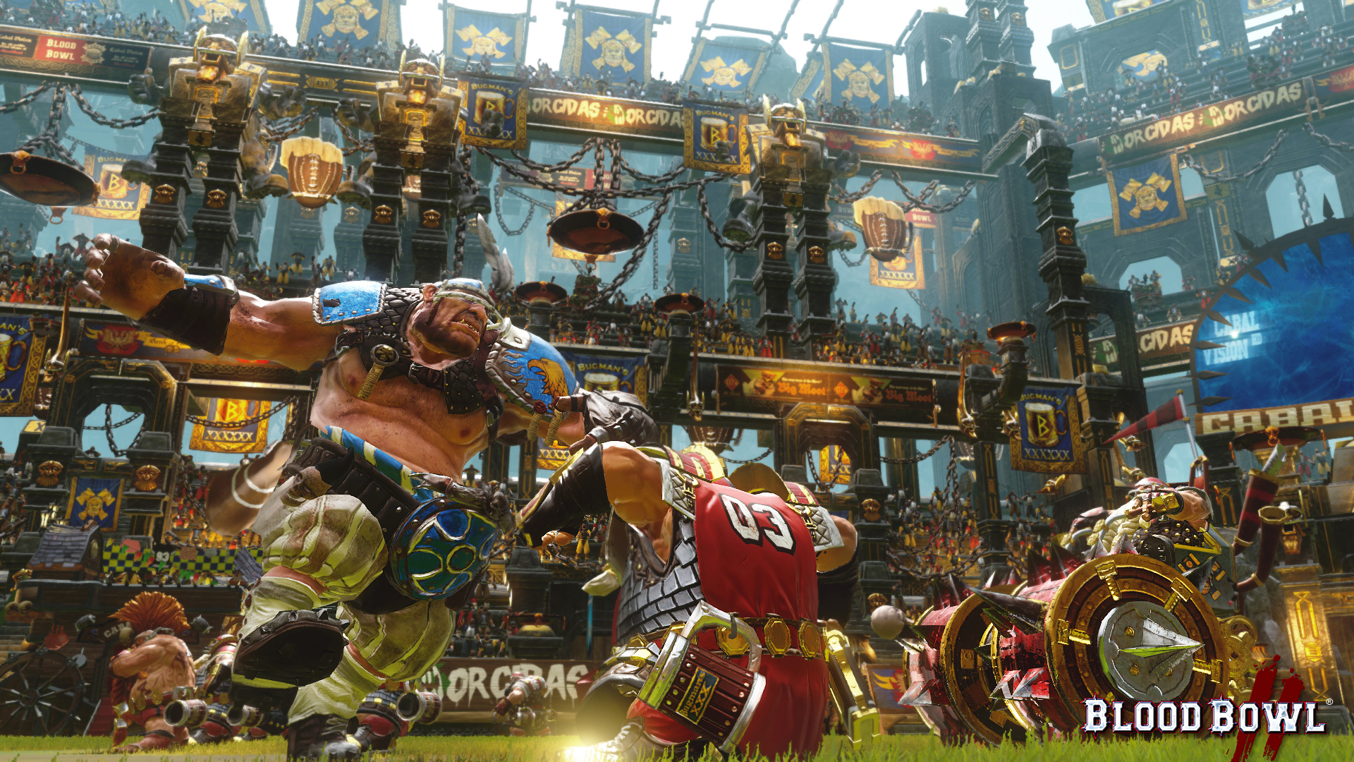 Blood Bowl 2: Brutales Fantasy Football