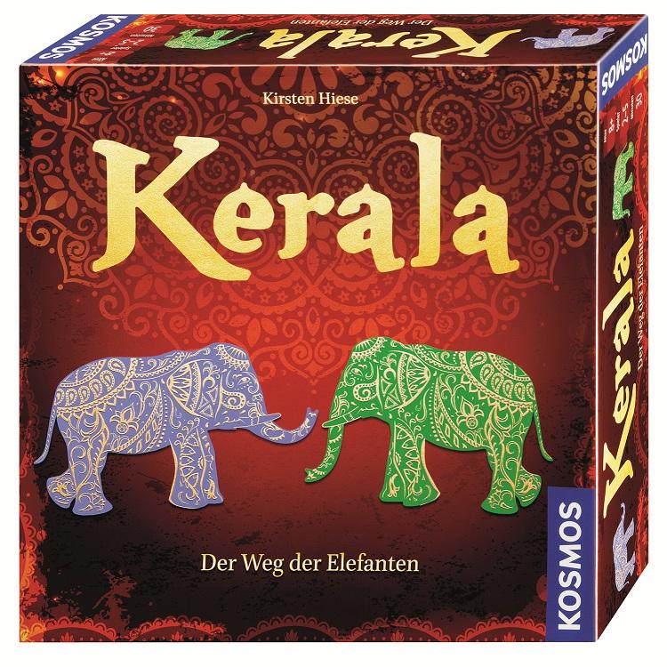 """""""Kerala"""" erhält Auszeichnung """"Spiel der Spiele 2016"""""""