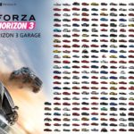Forza Horizon 3 car poster